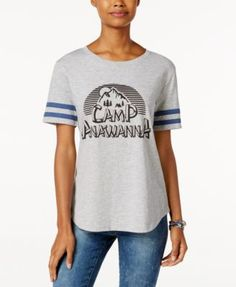 Nickelodeon Juniors' Camp Anawanna Graphic T-Shirt