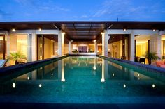 Penthous with pool at Anantara Seminyak Resort & Spa, Bali