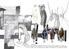 Fashion Sketchbook - fashion design development; fashion portfolio // Aimee English