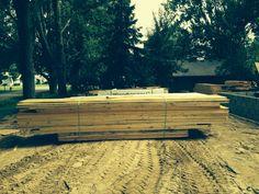 July 1, 2014 lumber delivered