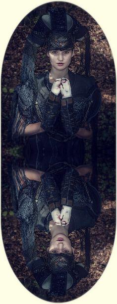 Mona Blank's Portfolio - Mega*Zine Lost&Found