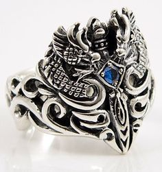 I think this would be a perfect ring for bryan
