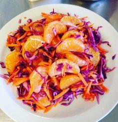 Turnip Salad, Shrimp, Cabbage, Meat, Vegetables, Food, Essen, Cabbages, Vegetable Recipes