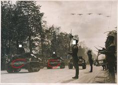 Polen polnischer Beute Panzer Typ ? Parade in Warschau WK II | eBay