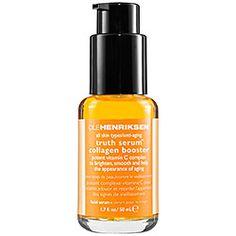 Ole Henriksen Truth Serum. Fades sun spots, smooths and makes my skin better in general. Love it! #ole Henriksen #sephora