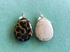 Natural Bee Hive Egg Shell Bamboo Seed Pod Pendant Necklace by Fishlips3 on Etsy