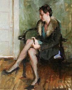 Karen Offutt - 'Adjustments' - Meyer Gallery