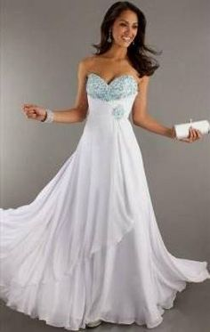 Nice white evening dresses 2017-2018 Check more at http://newclotheshop.com/dresses-review/white-evening-dresses-2017-2018/