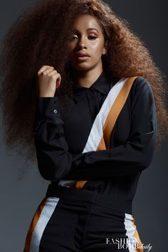 Exclusive: Cardi B by Kat Morgan for Fashion Bomb Daily