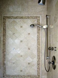 Spaces Shower Tile Design, Pictures, Remodel, Decor and Ideas - page 9