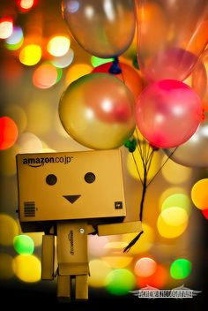 Go to the parti 3d Wallpaper For Mobile, Emoji Wallpaper, Love Wallpaper, Danbo, Box Robot, Amazon Box, Cute Box, Quotes About Photography, Gifted Kids