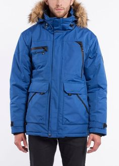 NOIZE- men- BRODY16 - soda blue Soda, Rain Jacket, Windbreaker, Raincoat, Winter Jackets, Blue, Stuff To Buy, Fashion, Winter Coats