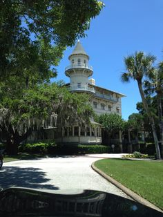 One of my very fav places- Jekyll Island Club