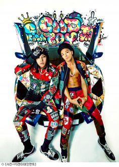 GD + Taeyang 'GOOD BOY'
