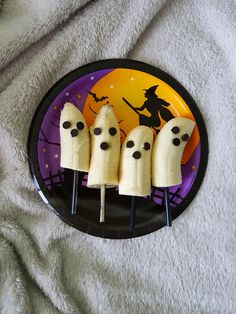 Easy healthy halloween snacks, Pinterest success