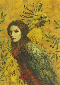 Bird Lady, Michael Thomas, 2011