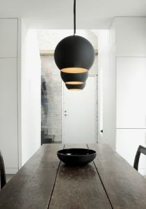 TOPAN pendant, Verner Panton, And Tradition