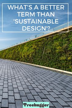 I am leaning to Responsible Design. Innovative Architecture, Lean To, Sustainable Design, Sustainability, Sidewalk, Green, Walkways, Pavement, Sustainable Development