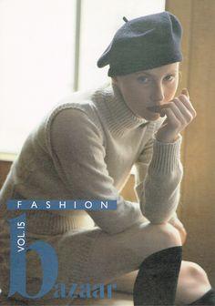 from bazaar vol.15 cover
