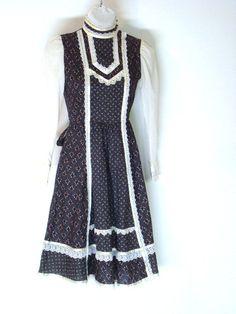 Prairie Dress / Gunne Sax