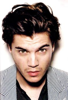 Emile Hirsch...... Don't know what it is, but there is something about this guy...