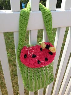 Ravelry: Lunch Bag Buddies pattern by Heidi Yates