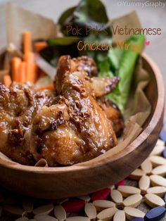 Pok Pok's Vietnamese Chicken Wings 2