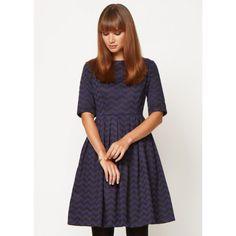 knijter.nl - People Tree Ruthie Feestelijke jurk