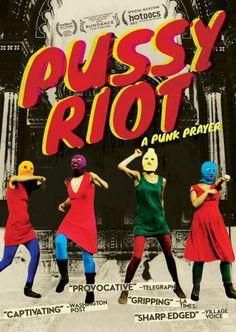 """""""Pussy Riot: Uma Oração Punk"""" - Saiba mais sobre o documentário e assista-o na íntegra"""