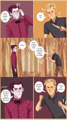 Hades' Holiday :: Part 3. Page 13 | Tapastic Comics - image 1