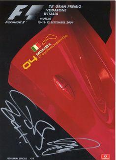 Italian Grand Prix / Monza / 2004