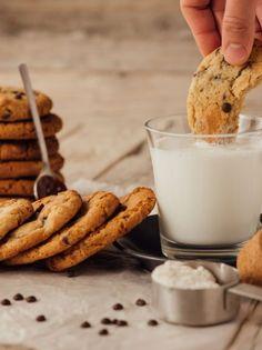 Glass Of Milk, Sweet, Recipes, Cookies, Food, Candy, Crack Crackers, Biscuits, Essen