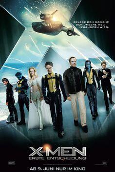 Watch X-Men: First Class (2011) Full Movie Online Free