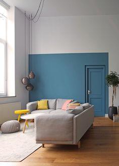 Kleur geeft sfeer in een ruimte