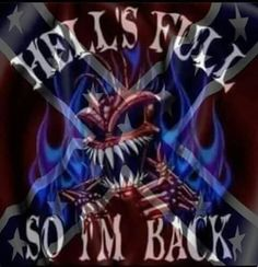 Southern Heritage, Southern Pride, Skull Pictures, Cool Pictures, Redneck Tattoos, Rebel Flag Tattoos, Flag Background, Rebel Yell, Redneck Girl