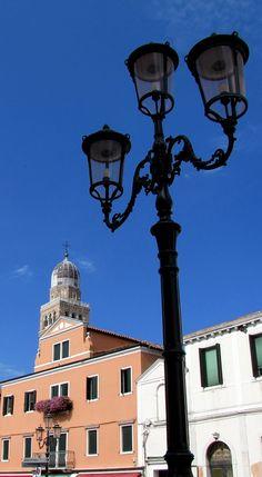 The colors of Chioggia, Veneto, Italy