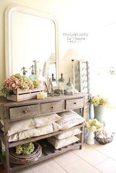 Happy Spring: Lovely Spring Decor Ideas -