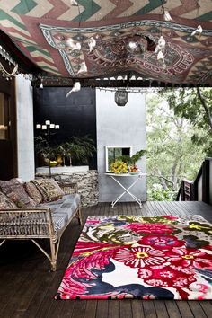 Fashionista's Australia - Abode - Trend To Try: The Statement Rug