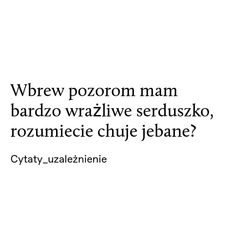 #cytaty #cytatyożyciu #smutne #cytaty_i_nie_tylko #smutnecytaty #prawdziwe #cytat #prawda #cytatdnia #cytatyomiłości #uczucia #depresja… Mood Quotes, Life Quotes, Funny Facts, Crying, Quotations, Texts, Sad, Mindfulness, Thoughts