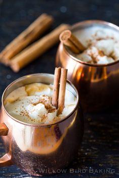 冬のカクテル!イギリス発「ホットバタードラム」基本レシピとアイデア7選 - macaroni