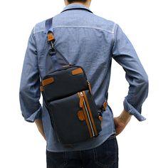 Sling Messenger Bags Men