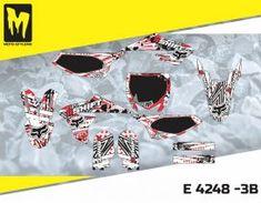 E 4248 - Yamaha YZ 65 2018 - Moto-StyleMX - Premium manufacturer of quality decals for motocross, enduro, supermoto dirt bikes Yamaha, Custom Design, Decals, Bike, Graphics, Bespoke Design, Bicycle Kick, Tags, Charts