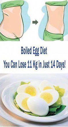 The Boiled Egg Diet Improved: Slim down Quicker And Safer! #HardBoiledEggDietPlan