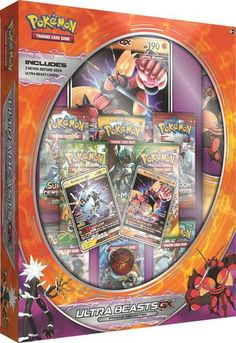 Surprise a fan with this Pokémon Ultra Beasts item. You'll receive a random item from the line, making this a fun gift or special addition to your own collection. Pokemon Tcg Online, New Pokemon, Cool Pokemon, Pokemon Fan, Pokemon Party, All Pokemon Cards, Pokemon Trading Card, Trading Cards, Pokemon Card Packs