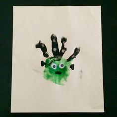 Frankenstein   Toddler Things