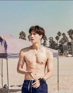 Cute Asian Guys, Asian Boys, Asian Men, Yixing Exo, Kyungsoo, Daddys Boy, Boys Swimwear, Kim Junmyeon, Handsome Boys