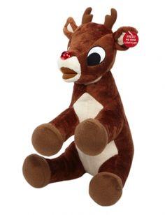 Light Up Rudolph® Reindeer Plush