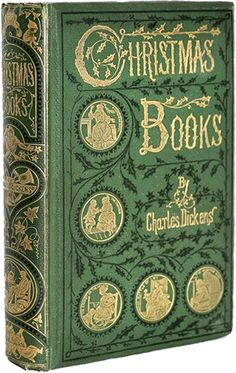 Christmas Books by Charles Dickens (1869)