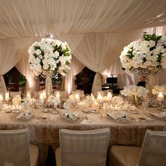 Table Setting For Wedding Reception 50 Romantic Romantic Weddings