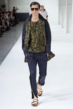91c60aab7968e Dries Van Noten S S 2013  Fashion  Style Sartorialist